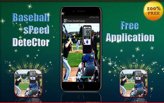 Baseball Radar Scoutee poster