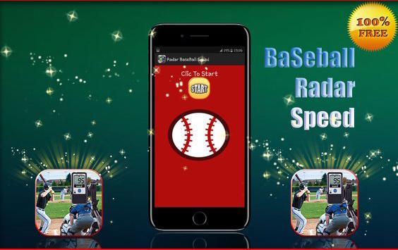 Baseball Radar Scoutee screenshot 1