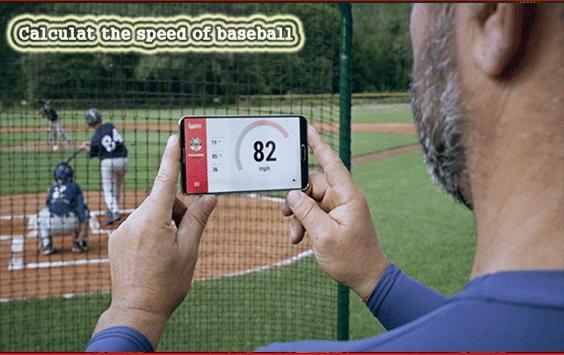Baseball Radar Scoutee screenshot 2