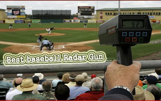 Baseball Radar Scoutee screenshot 3