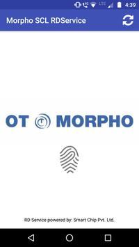 Morpho SCL RDService poster