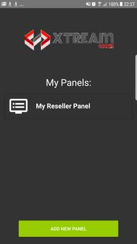 Xtreem Codes Panel poster