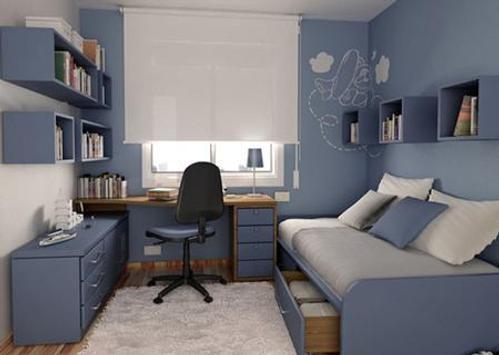 Design of a Boys' Bedroom screenshot 2
