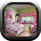 Inspiration of Girls Bedroom icon