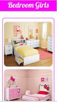 Inspiration of Girls' Bedroom poster