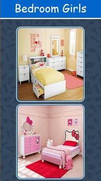 Inspiration of Girls Bedroom poster