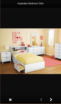 Inspiration of Girls' Bedroom apk screenshot