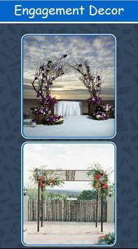DIY Engagement Decoration poster