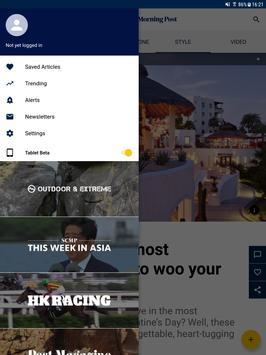 South China Morning Post apk screenshot