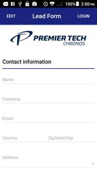 Premiertech Form poster