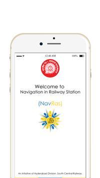 NavRas screenshot 1