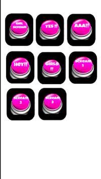 Girl Scream Button apk screenshot