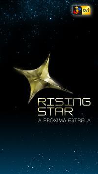 RISING STAR: A Próxima Estrela poster