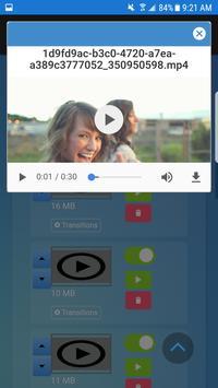 Scroller Media Manager apk screenshot