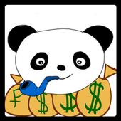 Панда Кликер icon