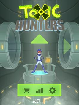 Toxic Hunters poster
