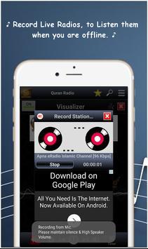 Quran Radio screenshot 3