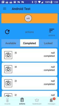 Scramble! - Event Quest Tracker apk screenshot