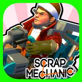 Scrap Simulator Mechanic icon