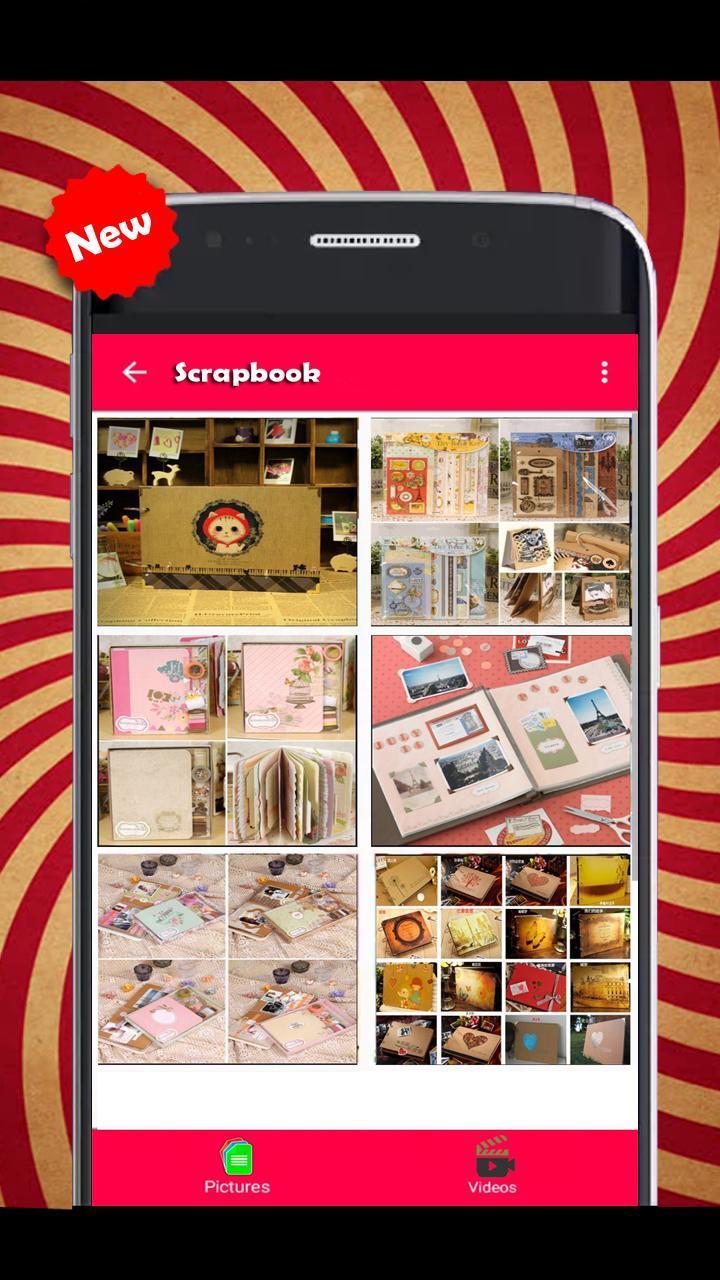 Scrapbook Album Photo poster