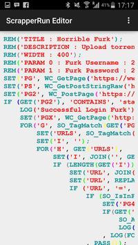 ScrapperMin screenshot 1
