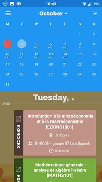 Agenda Ulb (BETA) apk screenshot