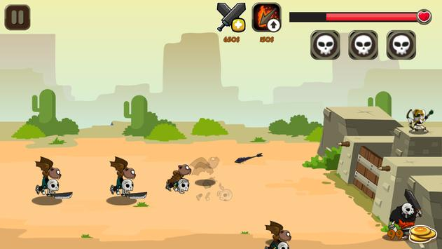 Rangers Defense screenshot 2