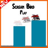 Scream Bird Play icon
