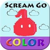 Scream Go Color icon
