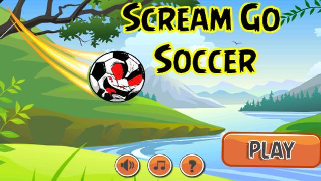 Angry Scream Go Soccer screenshot 3