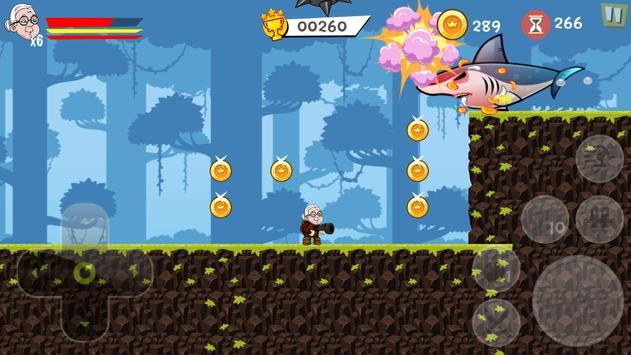 Grandma Super Angry screenshot 2
