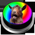 MLG Screaming Goat Button