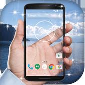 Transparent Screen 2018. icon