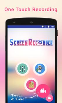 Screen Recorder Security apk screenshot