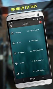 Disp Screen Recorder - No Root apk screenshot