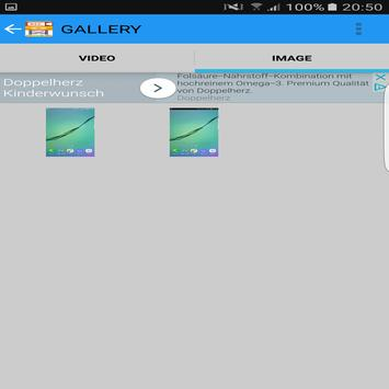 Record Screen Video Audio Foto Trim screenshot 5