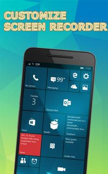 Screen Recorder: Mobile Screen Recorder 2017 apk screenshot