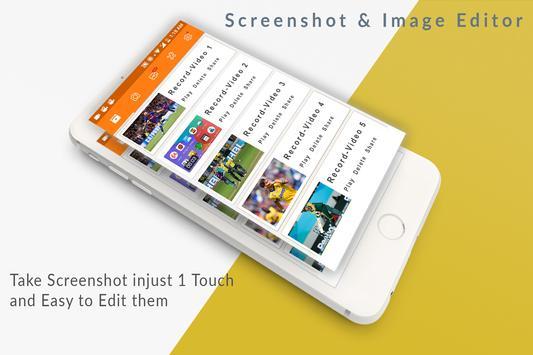 Screen Recorder HD Screen Capture Live screenshot 1