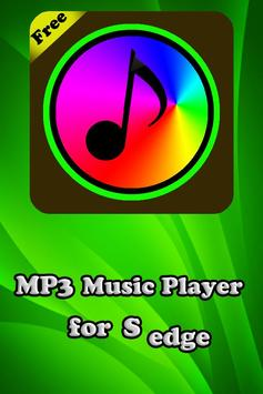 MP3 Music Player for S Edge apk screenshot