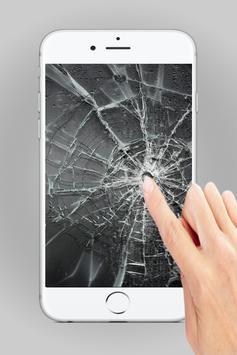 Broken Screen Prank-2017 apk screenshot
