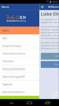 Baby & Ich – Klinikum Nürnberg screenshot 2