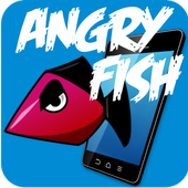 Angry Fish - ScreenMate icon