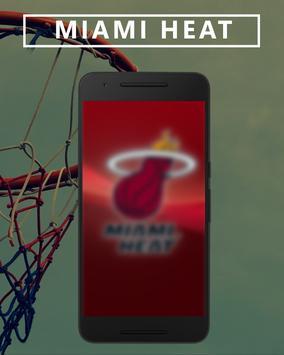 The Heat Wallpaper apk screenshot