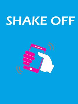 Shake To Lock, Shake Off poster