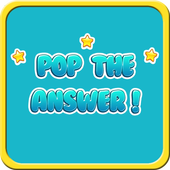 Pop The Answer icon
