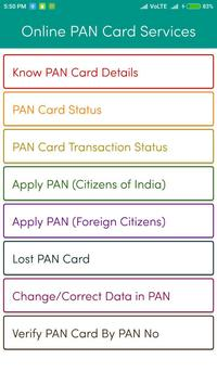 Pan Card Service For Android Apk Download