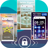 Photo Keypad Lockscreen - Screen Locker icon