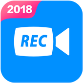 NO ROOT Screen Recorder - Free REC FullHD icon