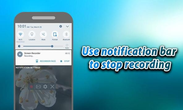NO ROOT Screen Recorder - Free REC FullHD screenshot 3
