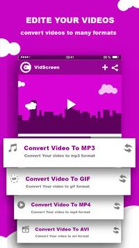 Snap video recorder & tube converter apk screenshot